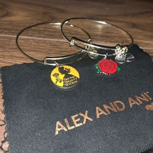 🇺🇸 ALEX AND ANI: Belle & Rose Bangles
